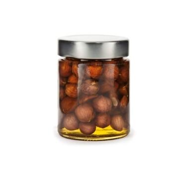 Горный мед с фундуком, 140 мл