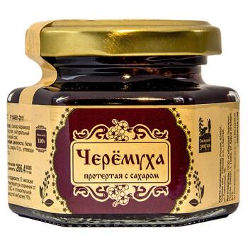 ЧЕРЕМУХА ПРОТЕРТАЯ С САХАРОМ, 110 г