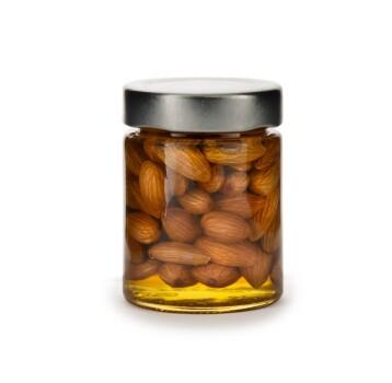 Горный мед с миндалем, 140 мл