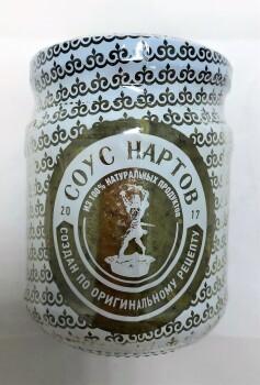 Соус Нартов (из листьев острого перца), 250 г